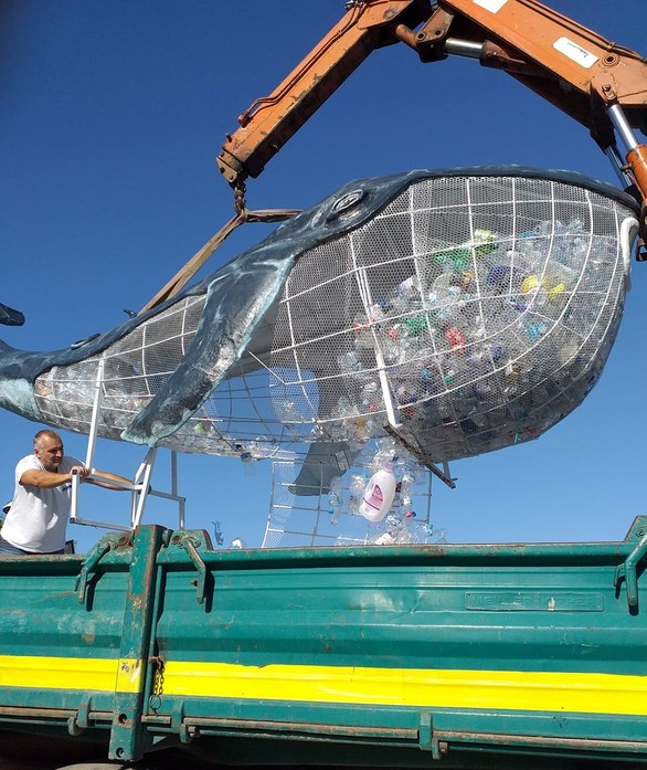 Αίγιο - Το πρώτο… άδειασμα της Φανώς, στέλνει αισιόδοξα μηνύματα για την ανακύκλωση!