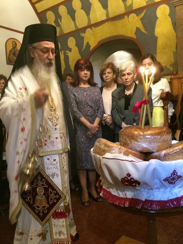 """Αχαΐα: Τελέστηκε Θεία Λειτουργία υπέρ της υγείας των παιδιών της """"Φλόγας"""""""