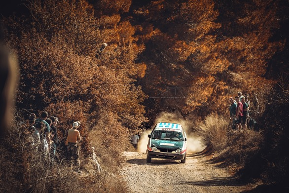 12+1 θεαματικές εικόνες από το 28o Rally Sprind Αμαλιάδας