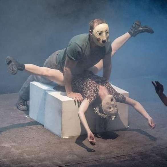 Η παράσταση «Γέρμα» μέσα από τη ματιά του Κώστα Νταλιάνη!