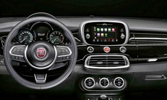 Νέα επετειακή έκδοση Fiat 500X