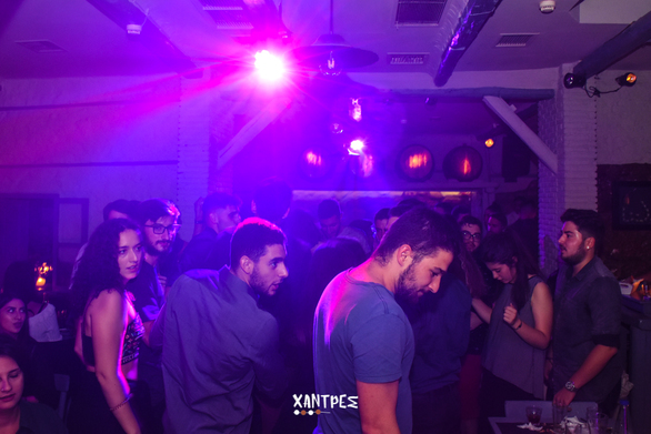 Dj Agis Pag at Χάντρες 18-10-19 Part 2/2
