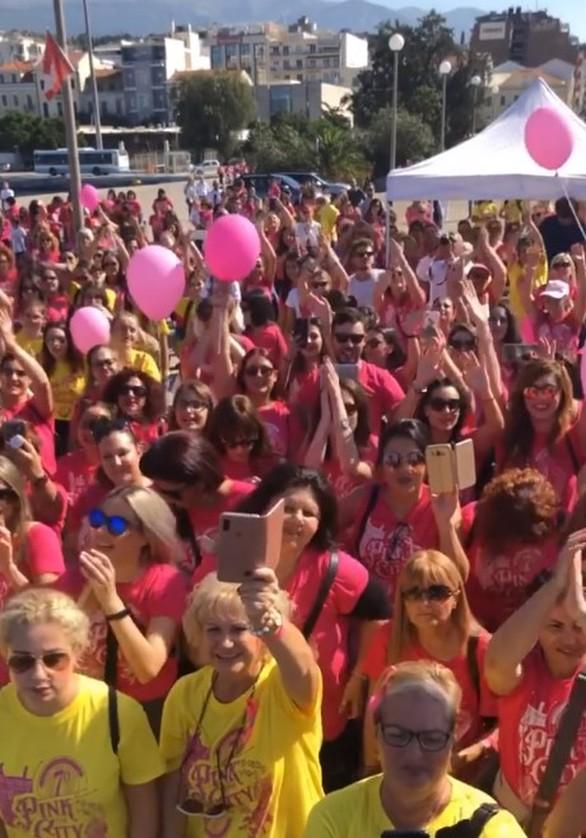 Οι 15 50 έβαλαν τη μουσική τους πινελιά στο Pink the City! (φωτο)