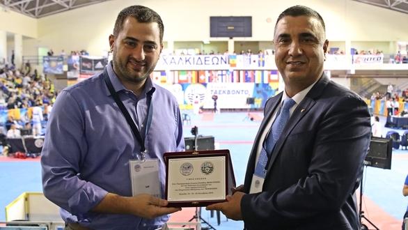 37 μετάλλια η Ελλάδα στο βαθμολογούμενο Greece Open G1 της Χαλκίδας