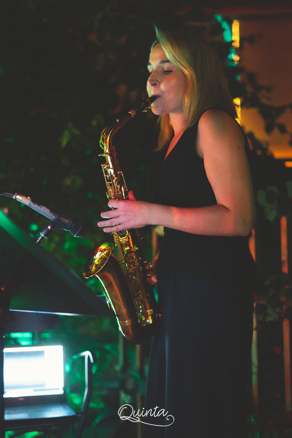 Grand Opening at Quinta Jazz Bar & Restaurant 19-10-19