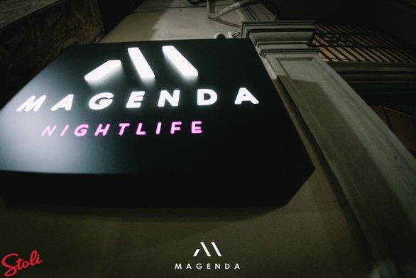 Greek Νight at Magenda Νight Life 20-10-19