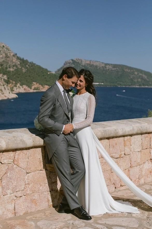 Οι πρώτες φωτογραφίες από το γάμο του Ραφαέλ Ναδάλ!