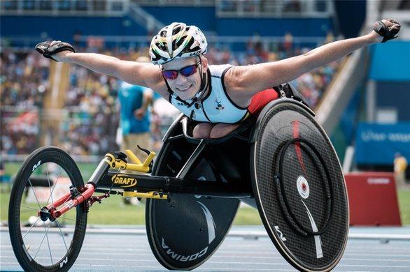 Νεκρή στα 40 της χρόνια η παραολυμπιονίκης Μαρίκε Βερβόορτ