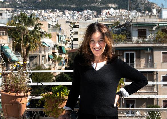 """Η Victoria Hislop στο patrasevents.gr: """"Το «Όσοι αγαπιούνται» είναι ίσως το καλύτερο βιβλίο μου""""!"""