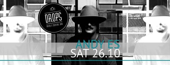 Andy Es dj set at Drops