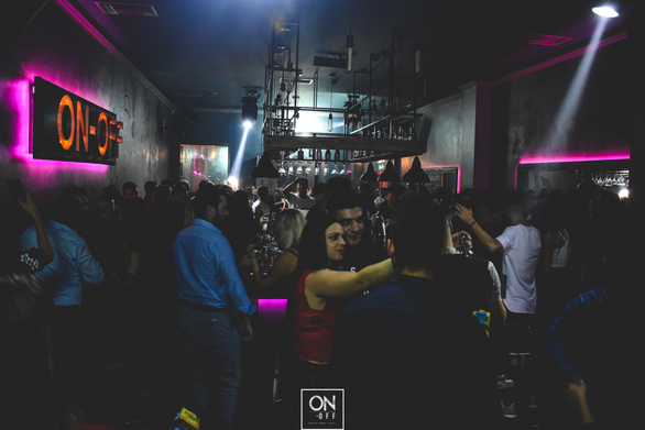 Greek Saturdays at On - Off Μόνο Ελληνικά 26-10-19 Part 2/2