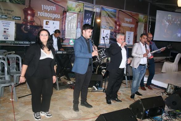 Αχαΐα: Με επιτυχία πραγματοποιήθηκε η 9η γιορτή τσίπουρου (φωτο)