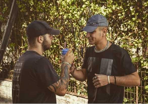 """Ο GMARK από την Πάτρα το ομολογεί: Κάνει ραπ γιατί το """"γουστάρει"""" φουλ! (pics+vids)"""