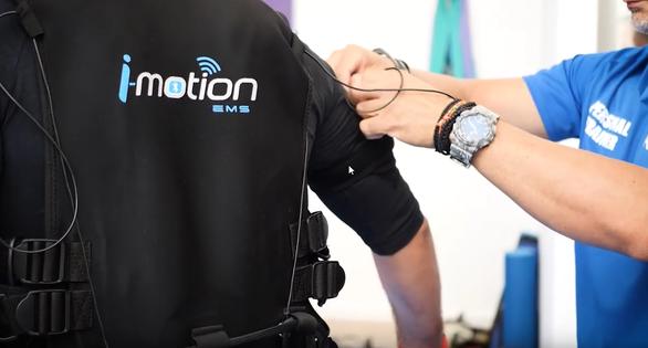 Διαγωνισμός: Το patrasevents.gr σας προσφέρει 4 συνεδρίες EMS i-motion στοS-MaX Fitness!
