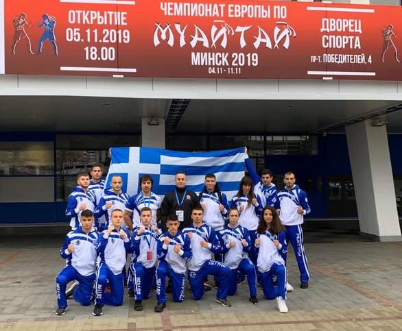 Ο Πατρινός Δήμος Ασημακόπουλος στο Πανευρωπαϊκό Πρωτάθλημα της Λευκορωσίας!