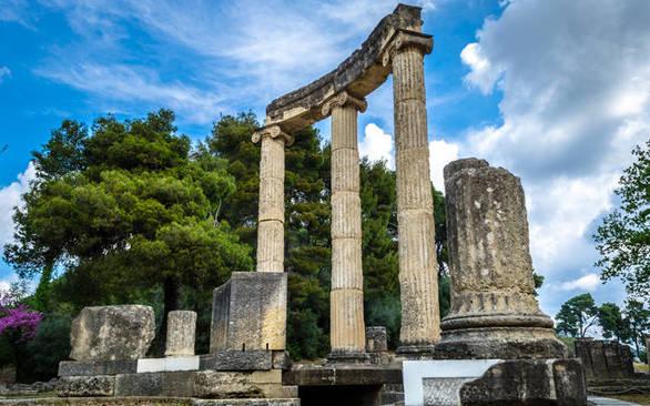 """Ταξίδι στην """"Κοιλάδα των θεών"""", στη γη της Αρχαίας Ολυμπίας!"""
