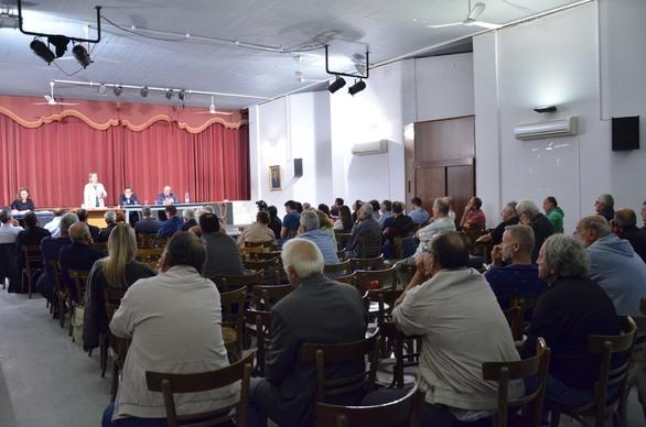 Πάτρα: Πραγματοποιήθηκε η Λαϊκή Συνέλευση της Δημοτικής Ενότητας Βραχνεΐκων