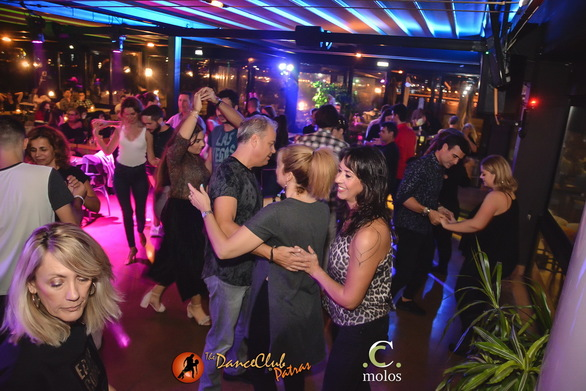 X-treme Latin Party by the Dance Club Patras at C. Molos 08-11-19