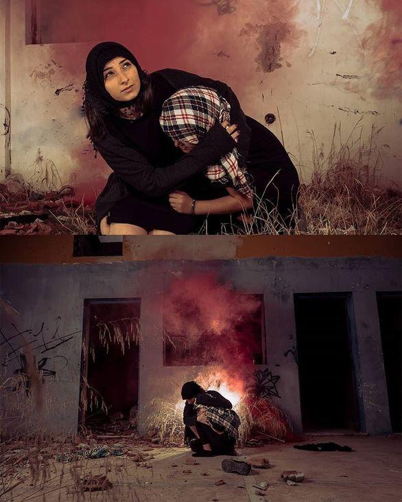 Το project που μας πηγαίνει κατευθείαν στην φρίκη του πολέμου της Συρίας (pics)