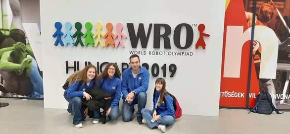Η Πάτρα 2η στο κόσμο, στην Ολυμπιάδα Ρομποτικής (φωτο)