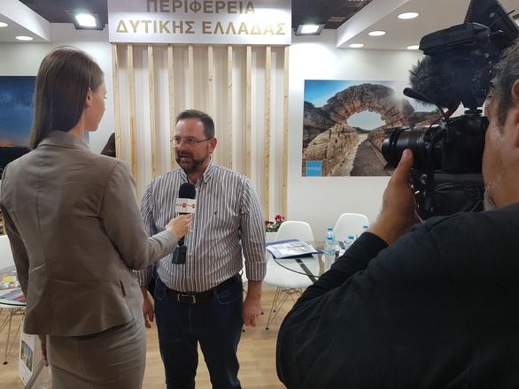 Η Περιφέρεια Δυτικής Ελλάδας στην 35η Philoxenia 2019