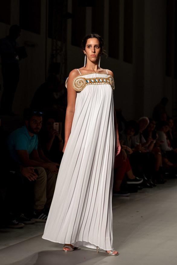 """Μαριανίκη Μπανιά - Μια νεαρή σχεδιάστρια από την Πάτρα, στη """"γιορτή"""" της μόδας (pics)"""