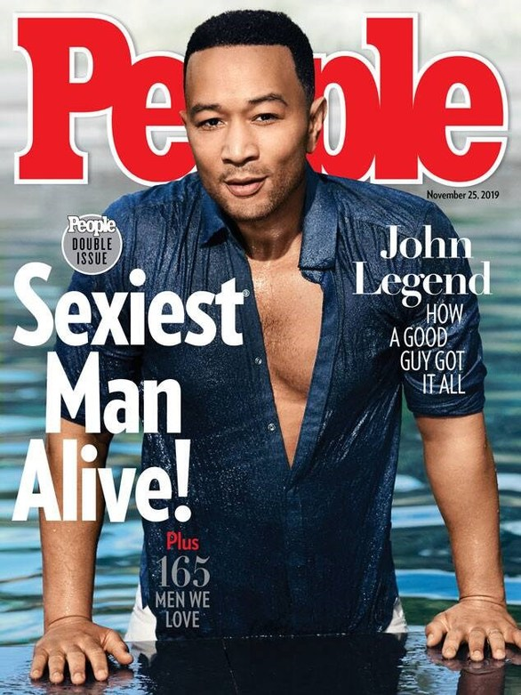 Αυτός είναι ο πιο σέξι άνδρας στον κόσμο για το 2019!