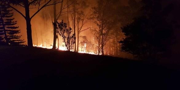 Η πυρκαγιά στην Αυστραλία «χτύπησε» το σπίτι του Russell Crowe! (φωτο)