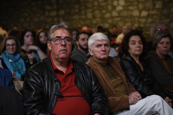 Πάτρα - Ξύπνησαν μνήμες του χθες στο αφιέρωμα για τον αγώνα του Πολυτεχνείου (φωτο)