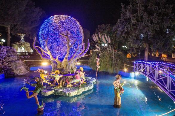 Πάρκο των Χριστουγέννων στο Αίγιο