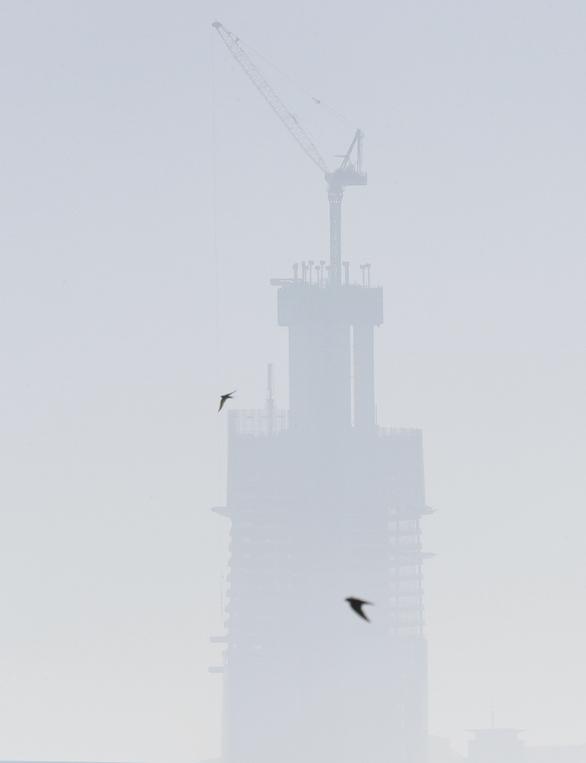 Πυκνό τοξικό νέφος κάλυψε το Σίδνεϊ (φωτο)