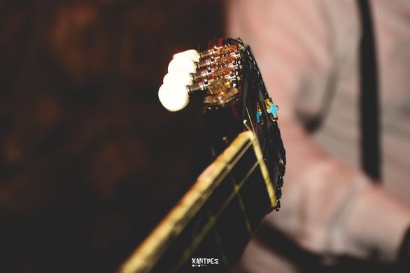 Παρίσης - Βαρβαρέσου - Ακριβός Live στις Χάντρες 18-11-19