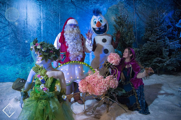 Santa Claus Kingdom στο ΜEC Παιανίας