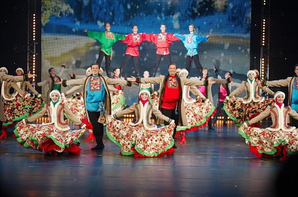 Η Αιώνια Ρωσία - Gzhel Dance Theater of Russia στο Christmas Theater