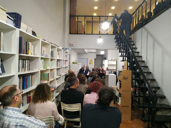 Πάτρα - Πλήθος κόσμου στην παρουσίαση του βιβλίου του εκπαιδευτικού Γιώργου Γιωτόπουλου (φωτο)