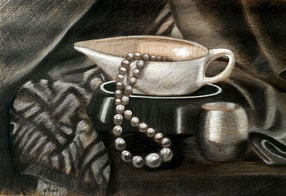 Βασιλική Θωμολάρη - Μέσα από τα έργα της θέλει να αγγίξει τις καρδιές των ανθρώπων (pics)