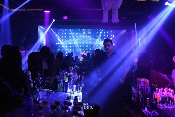 Εκρηκτικό opening για το Rules Club με την Ελευθερία Ελευθερίου στο stage! (φωτο)