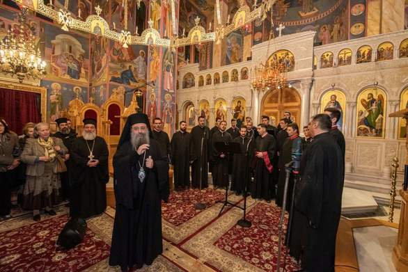 Mια μεγαλειώδης συναυλία πραγματοποιήθηκε στον Άγιο Ελευθέριο Πατρών (φωτο)