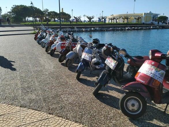 Το Charity Ride της Πάτρας έγινε και είχε ιερό σκοπό (φωτο)