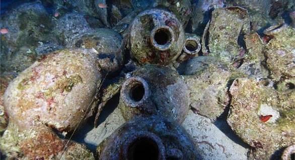 Ερευνητές του Πανεπιστημίου της Πάτρας ανακάλυψαν Ρωμαϊκό ναυάγιο στην Κεφαλονιά!