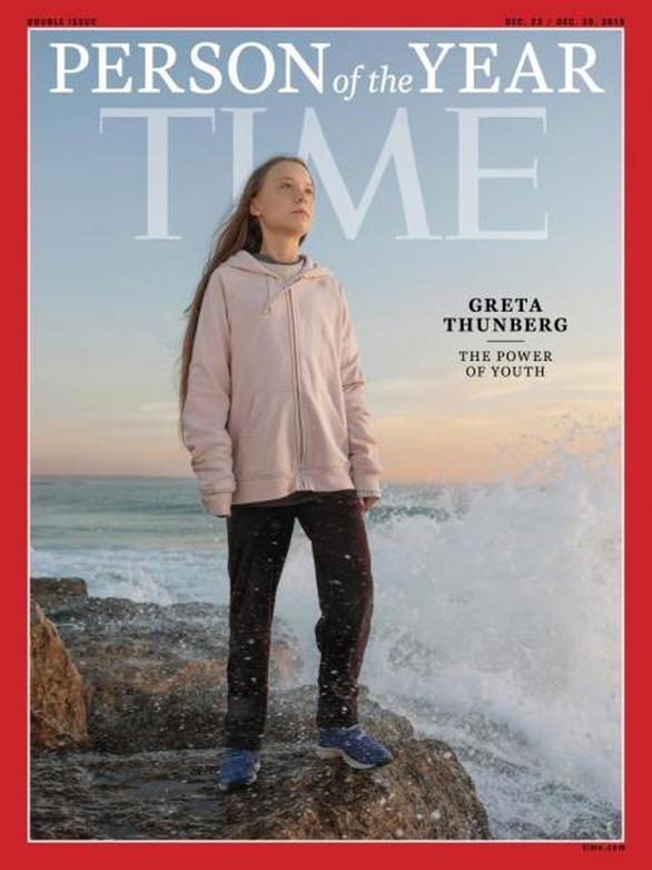 """Ο Τραμπ κατά του περιοδικού Time: """"Είναι γελοίο που επιλέξατε την Γκρέτα Τούνμπεργκ"""""""