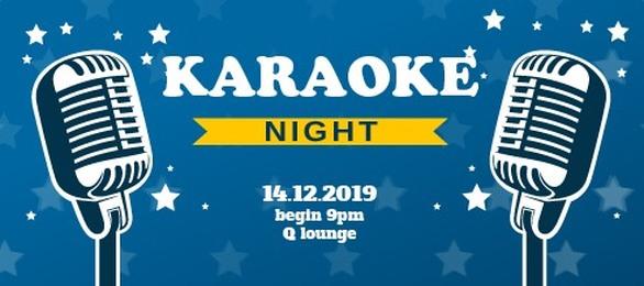Karaoke Night at Q lounge