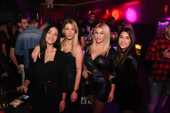Red Room at Rules Club 12-12-19 Part 2/2