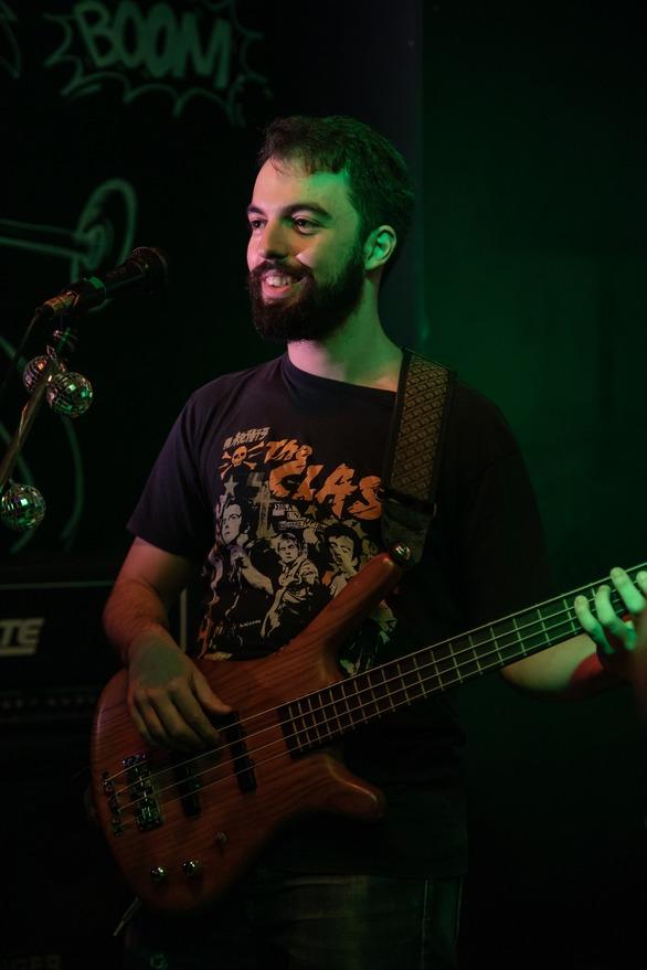 Πάτρα - Οι Raging Ode έδωσαν το τελευταίο τους live για το 2019 (pics)