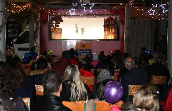 Πάτρα - «Χριστούγεννα είναι…» και γέμισαν οι πλατείες με παιδικές φωνές (φωτο)