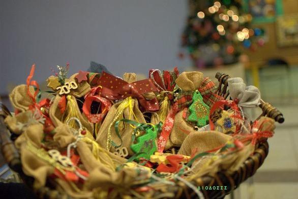 """Πάτρα: Mε επιτυχία η Χριστουγεννιάτικη γιορτή της Κίνησης """"Πρόταση"""" (φωτο)"""