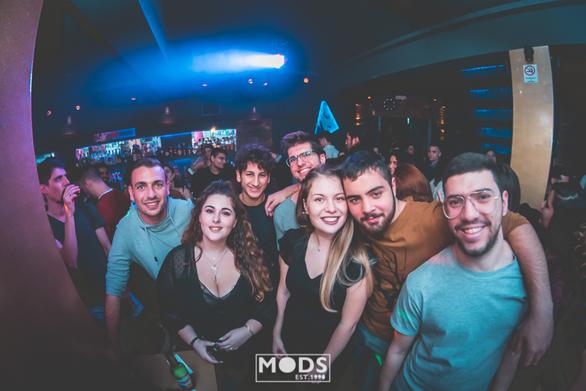 Mods... το club που κάνει τη διαφορά στη διασκέδαση! (φωτο)