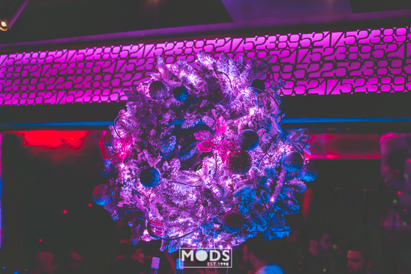 Trash Party at Mods Club 18-12-19
