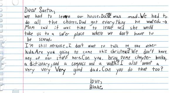 Viral έγινε το γράμμα ενός 7χρονου στον Άγιο Βασίλη!