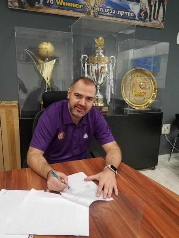 Έλληνας προπονητής ανέλαβε την ηγεσία της Χάποελ Χολόν